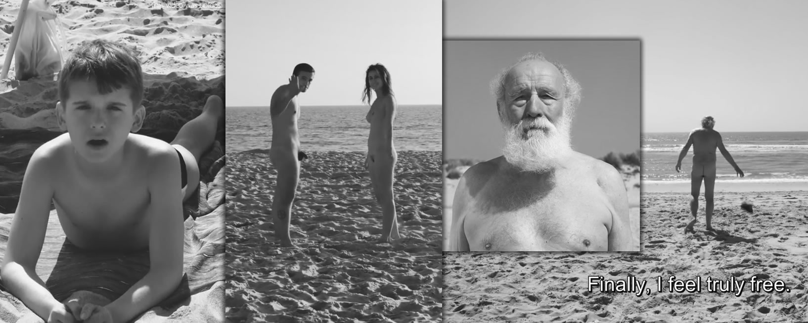 Don't wait until you are too old to experience nudism